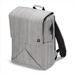 Dicota Code Backpack (Grey) for 13 inch to 15 inch MacBooks