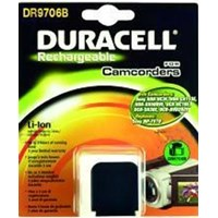 Duracell DR9706B (7.4V) 1640mAh Lithium-Ion Battery for Camcorders