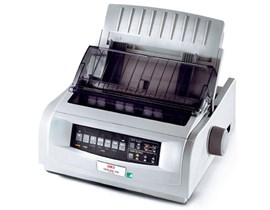 OKI ML5590eco 24-pin Dot Matrix Printer