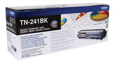 Brother TN-241BK (Yield 2,500 Pages) Toner Cartridge (Black)