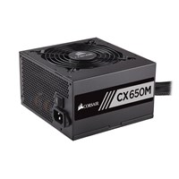 Corsair CX650M 650W Modular Power Supply 80 Plus Bronze