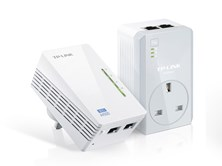 TP-Link AV600 WiFi Powerline Kit with Passthrough