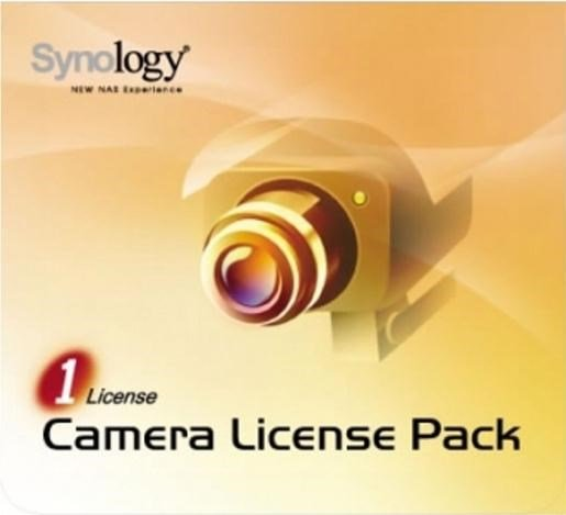 how to add synolgoy caera license