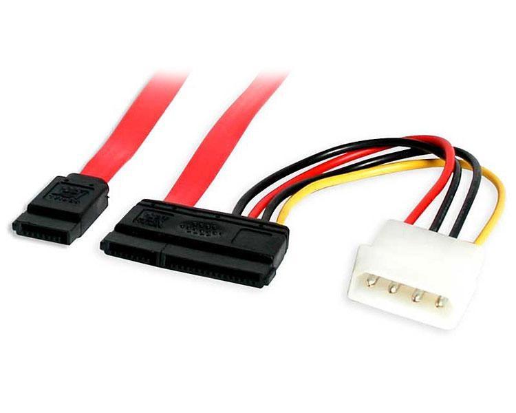 7 Pin Sata Connectors On Motherboard: StarTech.com Serial ATA / SATA Cable