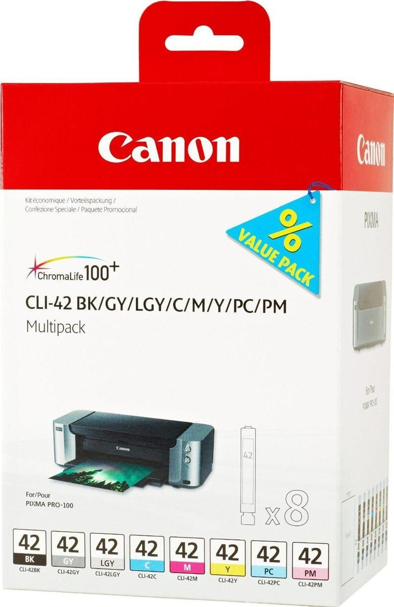 Canon CLI-42 (900 Black/600 Cyan/416 Magenta/284 Yellow
