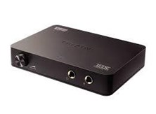 Creative Sound Blaster X-Fi HD USB Audiophile External Sound Card