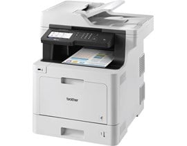 Brother MFC-L8900CDW (A4) Colour Laser Multifunction Printer (Print/Copy/Scan/Fax) 512MB 4.68 inch Colour LCD 31ppm (Mono) 31ppm (Colour) 4000 (MDC)