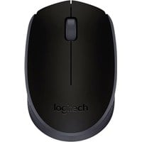 Logitech M171 Wireless Mouse (Black)