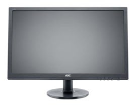 "AOC Value e2460Sh 24"" Full HD LED Monitor"