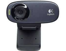 Logitech C310 (5MP) USB HD Webcam