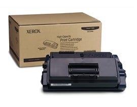 Xerox 106R01371 (Yield: 14,000 Pages) High Yield Black Toner Cartridge