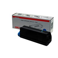 OKI Type C6 Toner Cartridge (Cyan) for C5100/C5200/C5300/C5400 Colour Printers (Yield 5,000 Pages)
