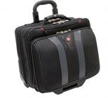 Wenger Granada Roller Travel Case (Black) for 17 inch Notebook