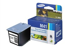 Samsung INK-M41 Black Ink Cartridge