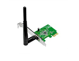 ASUS PCE-N10 150Mbps PCI Express WiFi Adapter