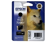 Epson T0961 Ink Cartridge (Photo Black) for Epson Stylus R2880 Photo Printer