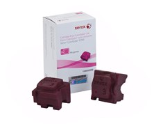 Xerox ColorQube 108R00996 (Yield: 4,200 Pages) Magenta Solid Ink Sticks Pack of 2