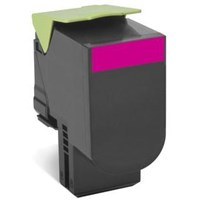 Lexmark 702HM (Yield: 3000 Pages) Magenta Toner Cartridge