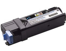 Dell High Capacity Cyan Toner Cartridge