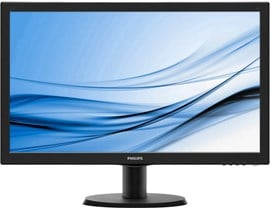 "Philips V-Line 27"" Full HD LED Monitor"