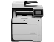 HP LaserJet Pro 300 M375nw (A4) Colour Multifunction Printer (Print/Copy/Scan/Fax) 192MB 8.89cm Touchscreen CGD 18ppm (Mono) 18ppm (Colour) 30,000 (MDC)
