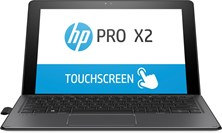 HP Pro x2 612 G2 (12 inch) Tablet Core i5 (7Y54) 1.2GHz 8GB 256GB SSD WLAN BT Windows 10 Pro 64-bit (HD Graphics 615)
