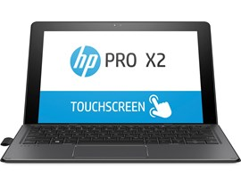 HP Pro x2 612 G2 (12 inch) Tablet Pentium (4410Y) 1.5GHz 4GB 128GB SSD WLAN BT Windows 10 Pro 64-bit (HD Graphics 615)