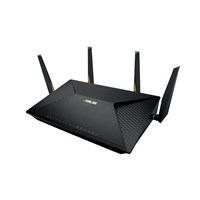 ASUS AC2600 8-port Wireless ADSL Router with USB