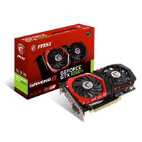MSI GeForce GTX 1050 Ti 4GB GAMING X Boost Graphics Card