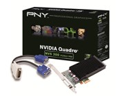 PNY Quadro NVS 300 512MB Pro Graphics Card