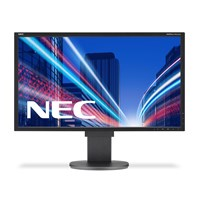 NEC MultiSync EA223WMBK 22 inch LED Monitor - 1680 x 1050, 5ms, DVI