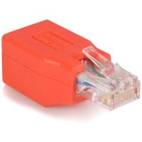 StarTech.com Gigabit Cat 6 to Crossover Ethernet Adaptor
