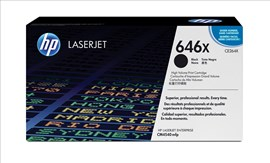 HP 646X Black Smart Print Cartridge