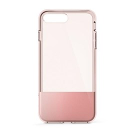Belkin SheerForce Protective Case for iPhone 7 Plus and iPhone 8 Plus (Rose Gold)