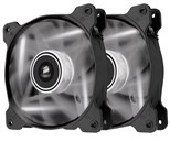 Corsair Air Series SP120 High Static Pressure Fan (120mm) with White LED (Twin Pack)