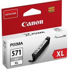 Canon CLI-571GY (Grey) Ink Cartridge