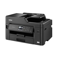 Brother MFC-J5335DW (A3) Colour Inkjet Multifunctional Printer (Print/Copy/Scan/Fax) 128MB 6.8cm LCD 22ipm (Mono) 20ipm (Colour) 30,000 (MDC)