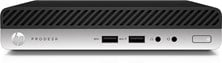 HP ProDesk 400 G3 Desktop Mini PC Core i3 (7100T) 3.4GHz 4GB 500GB LAN Windows 10 Pro 64-bit (HD Graphics 630)