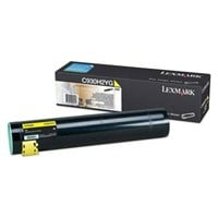 Lexmark (High Yield: 24,000 Pages) Yellow Toner Cartridgefor C935 Colour Laser Printers