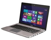 "Toshiba Satellite P845T 14"" 4GB Core i3 Ultrabook"