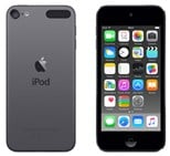 Apple iPod Touch (4.0 inch Multi-touch) Retina Display A8-Chip 64GB WLAN Bluetooth Camera iOS8 (Space Grey)