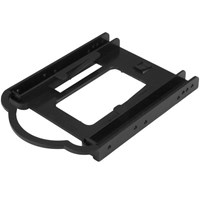 StarTech.com 2.5 inch SSD/HDD Mounting Bracket for 3.5 inch Drive Bay - Tool-less Installation