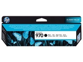 HP 970 (Yield: 3,000 Pages) Black Ink Cartridge