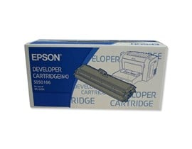 Epson Developer Toner Cartridge Black (Yield 6,000 Pages)