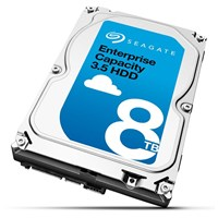 Seagate Enterprise Capacity 8TB SAS 3.5 Hard Drive - 7200RPM