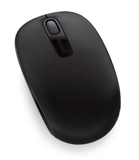 Microsoft Wireless Mobile Mouse 1850 for Business (Black)