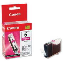 Canon BCI-6M (Magenta) Ink Cartridge