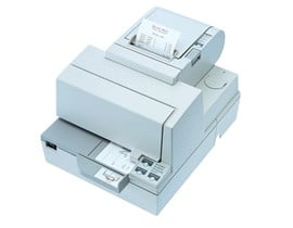 Epson TM-H5000II (012) Receipt and Graphic Hybrid POS Printer Serial (Cool White)