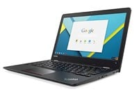 Lenovo ThinkPad 13 13.3 Chromebook - Core i3 2.3GHz, 4GB RAM, 16GB