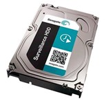Seagate Surveillance SV35.6 (3TB) 3.5 inch Hard Drive (7200rpm) SATA 6Gb/s 64MB (Internal) +Rescue Model